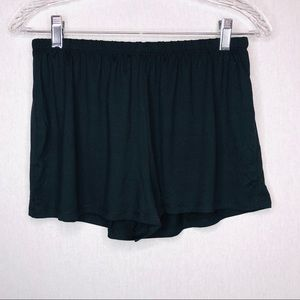 Flora Nikrooz sleep shorts in black